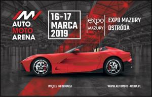AUTO MOTO ARENA 2019 - ŚWIĘTO MOTORYZACJI W OSTRÓDZIE @ Expo Mazury