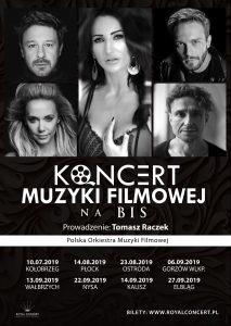 KONCERT MUZYKI FILMOWEJ NA BIS W OSTRÓDZIE @ ul. Mickiewicza 17A