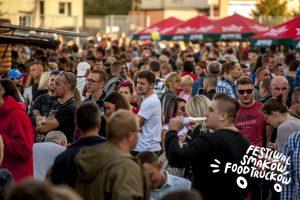 I FESTIWAL SMAKÓW FOOD TRUCKÓW W OSTRÓDZIE