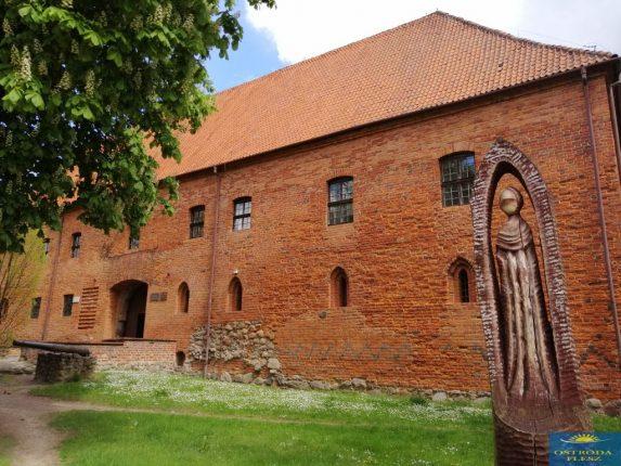 zamek Ostróda