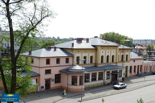 dworzec Ostróda